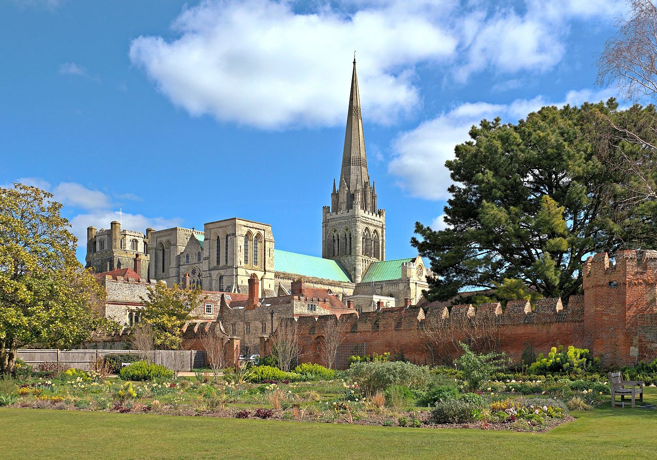Chichester Cathedral City