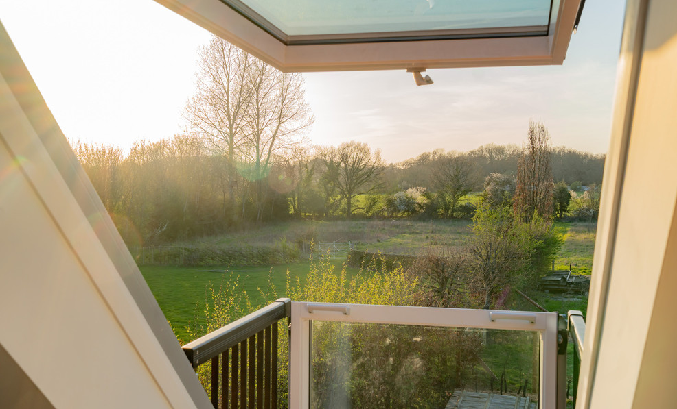 Views from your stunning Bedroom Balcony