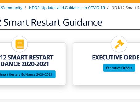 ND Smart Restart DPI Guidance