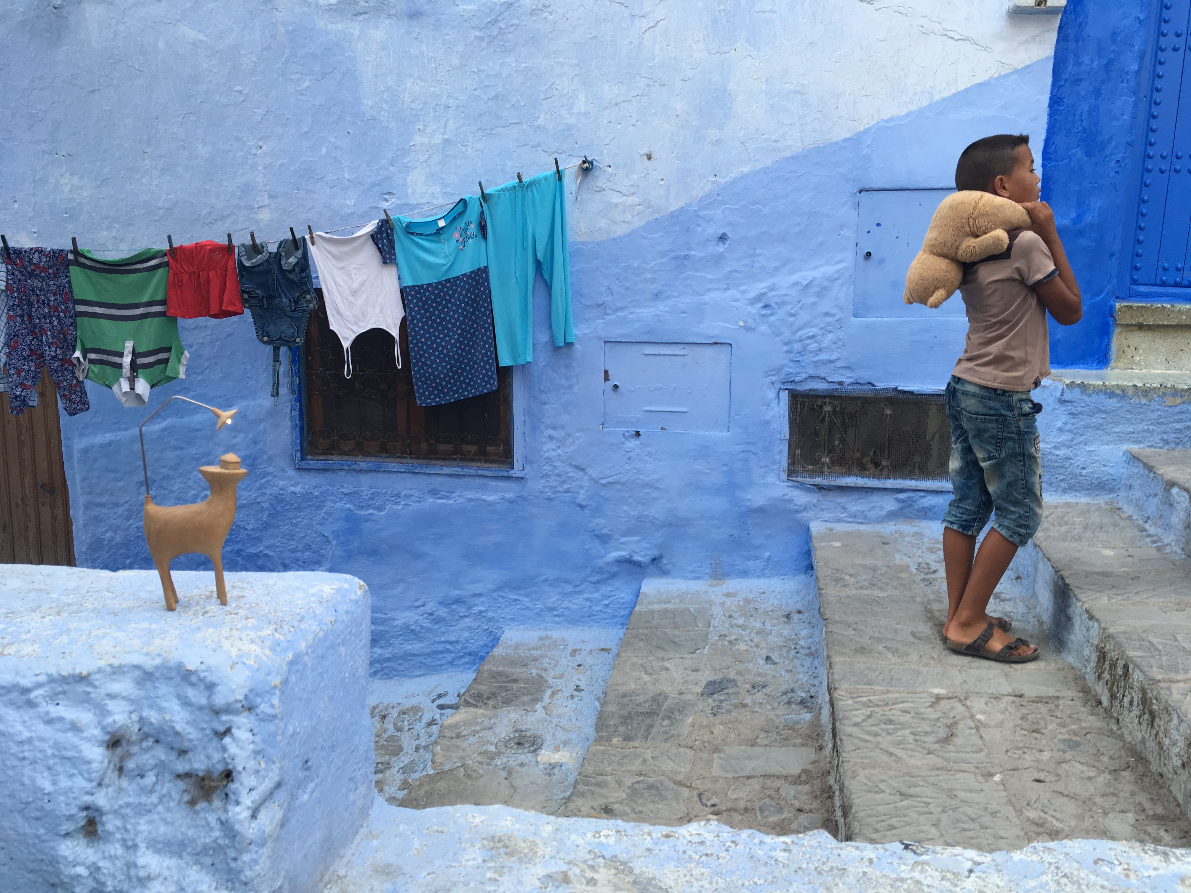 Chefchaouen, Morocco,2017