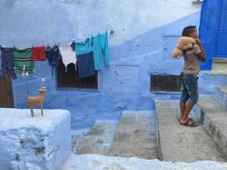 Chefchaouen, Morocco,2017