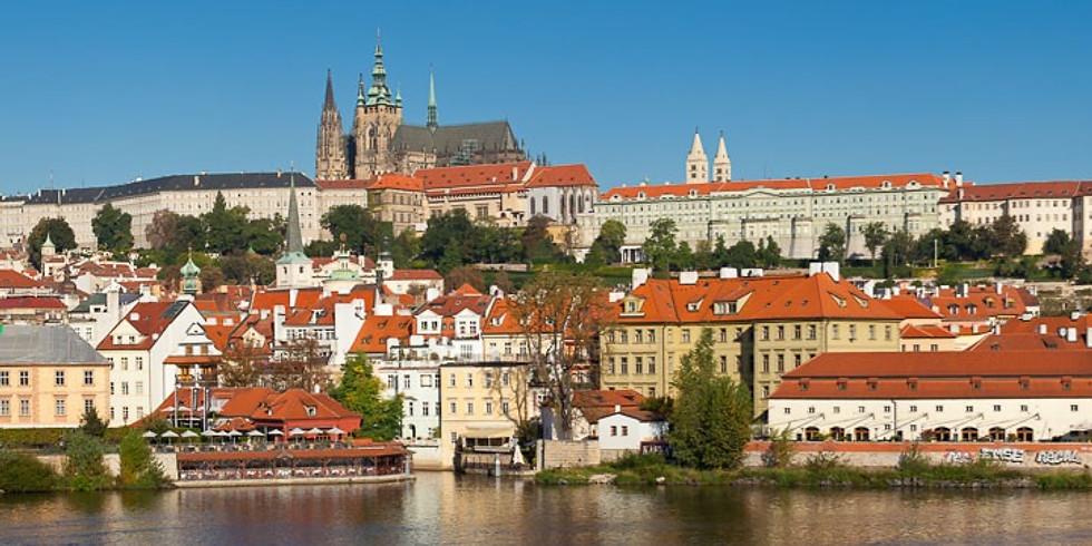 Séjour à Prague du 3 au 6 Mai 2020