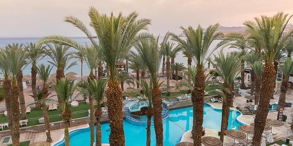 Séjour à l'hôtel Leonardo Plaza Eilat du 21 au 25 Juin 2020