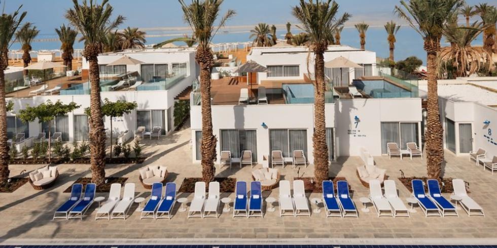 Hotel Milos de la Mer Morte du 23 au 26 Février 2020
