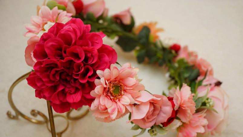 オーダーメイド花冠