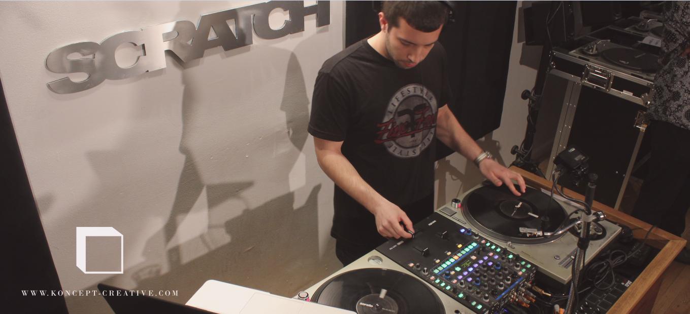 DJ Soul Nice Daniel Alexander