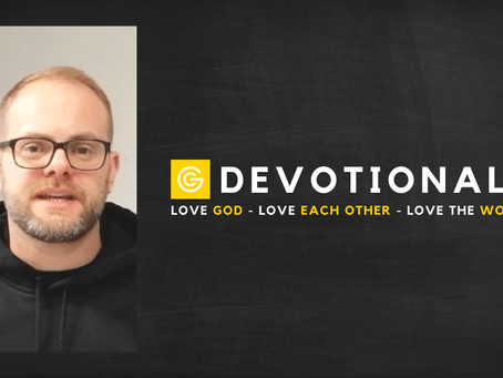 Devotional - Psalm 93
