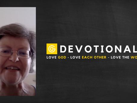 Devotional - Psalm 23 with Catherine