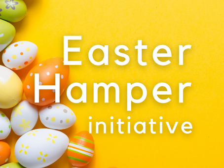 Join our Easter Hamper initiative