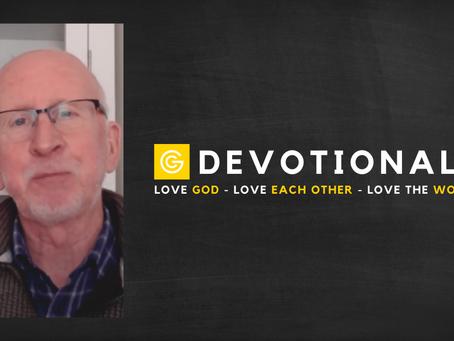 Devotional - Psalm 104 with Richard