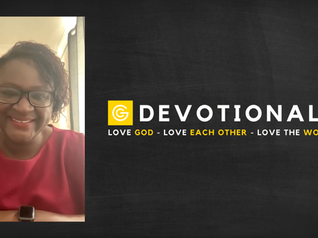 Devotional - Psalm 46