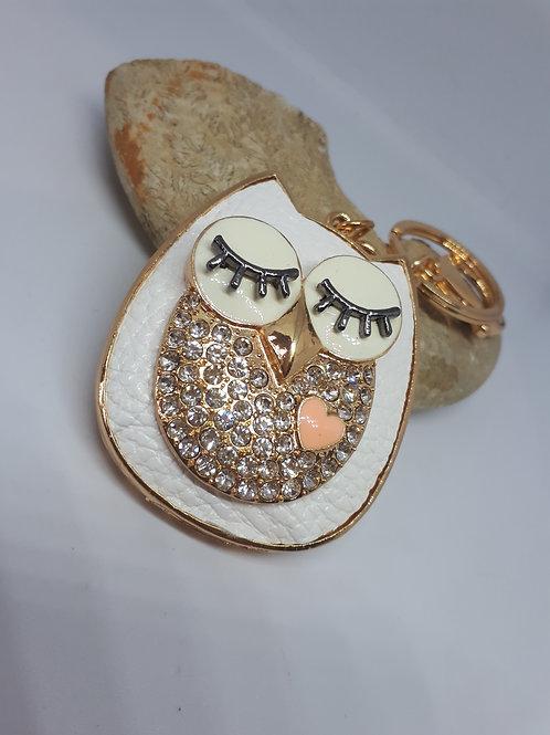 Owl bagcharm