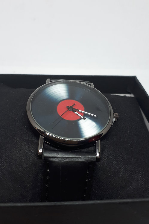 Ladies vinyl cd watch