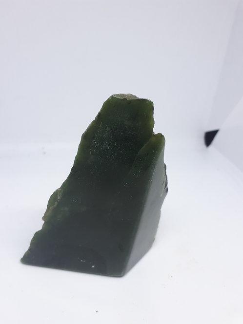Nepherite (jade) piece