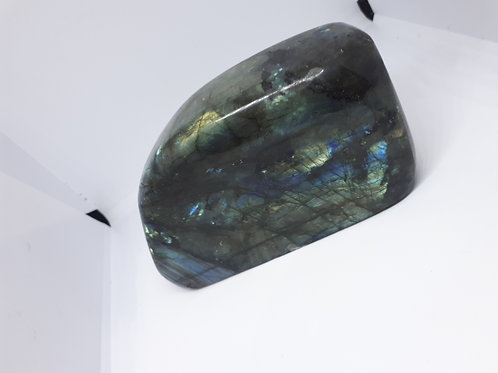 Labradorite stand up piece