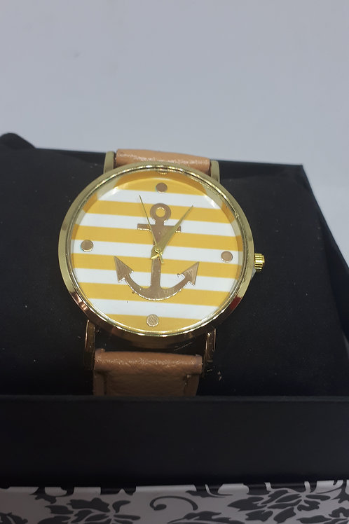 Ladies anchor watch