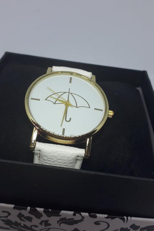 Ladies umbrella watch