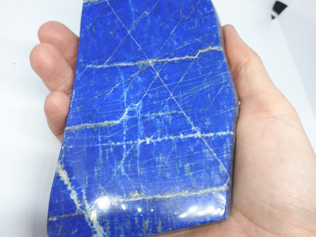 Lapis Lazuli: The history and crystal healing properties