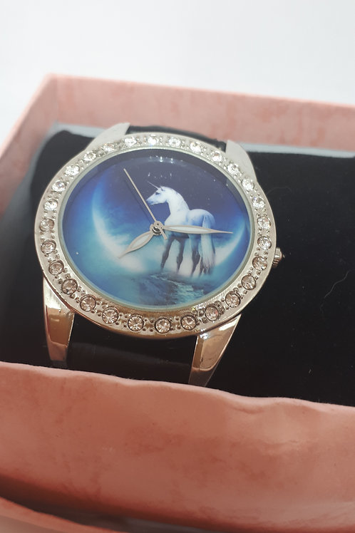 Ladies unicorn watch