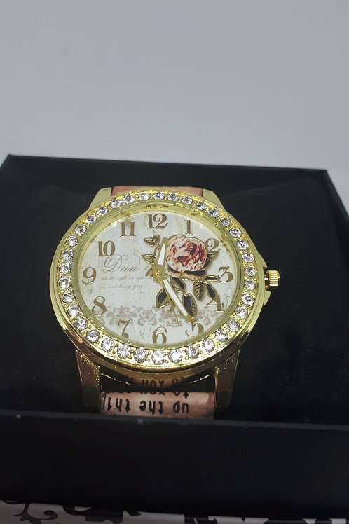 Ladies rose watch