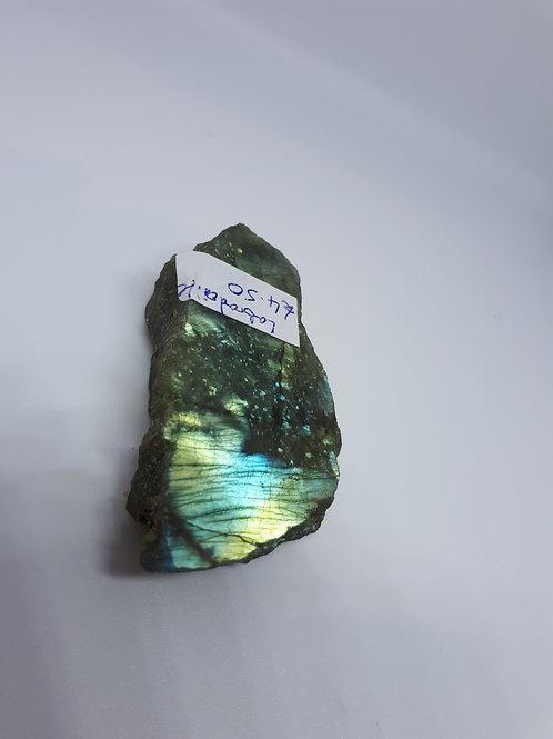 Labradorite slice