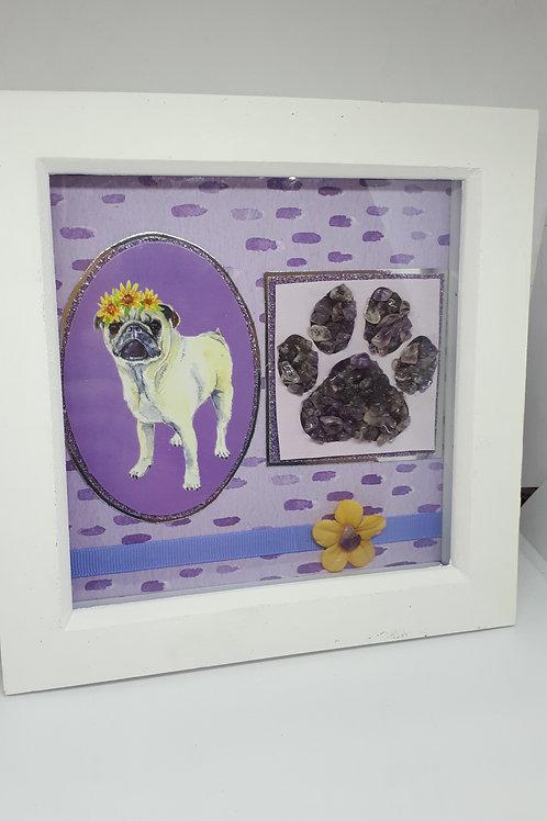 Gemstone dog pictures