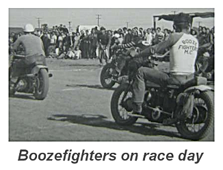 Boozefighters racing