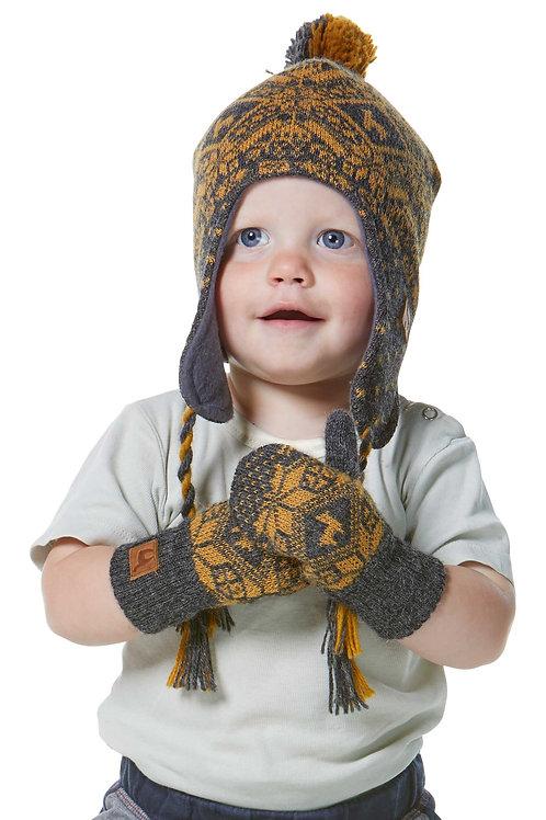 Mütze Anden Roca mit Ohrklappen