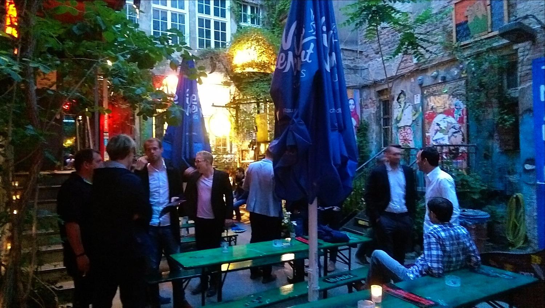 Berlin Pub Crawls