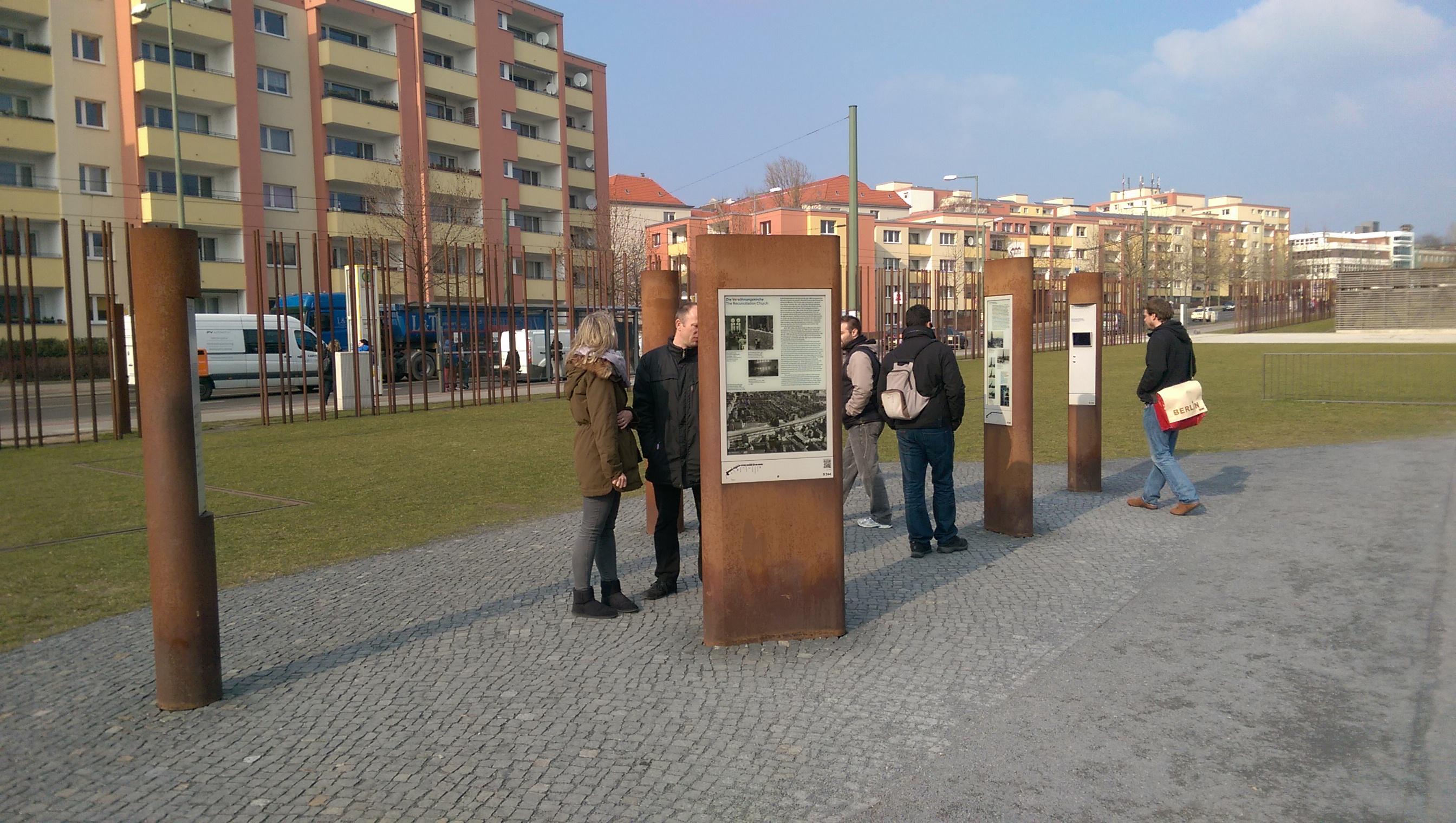 Memorial del muro