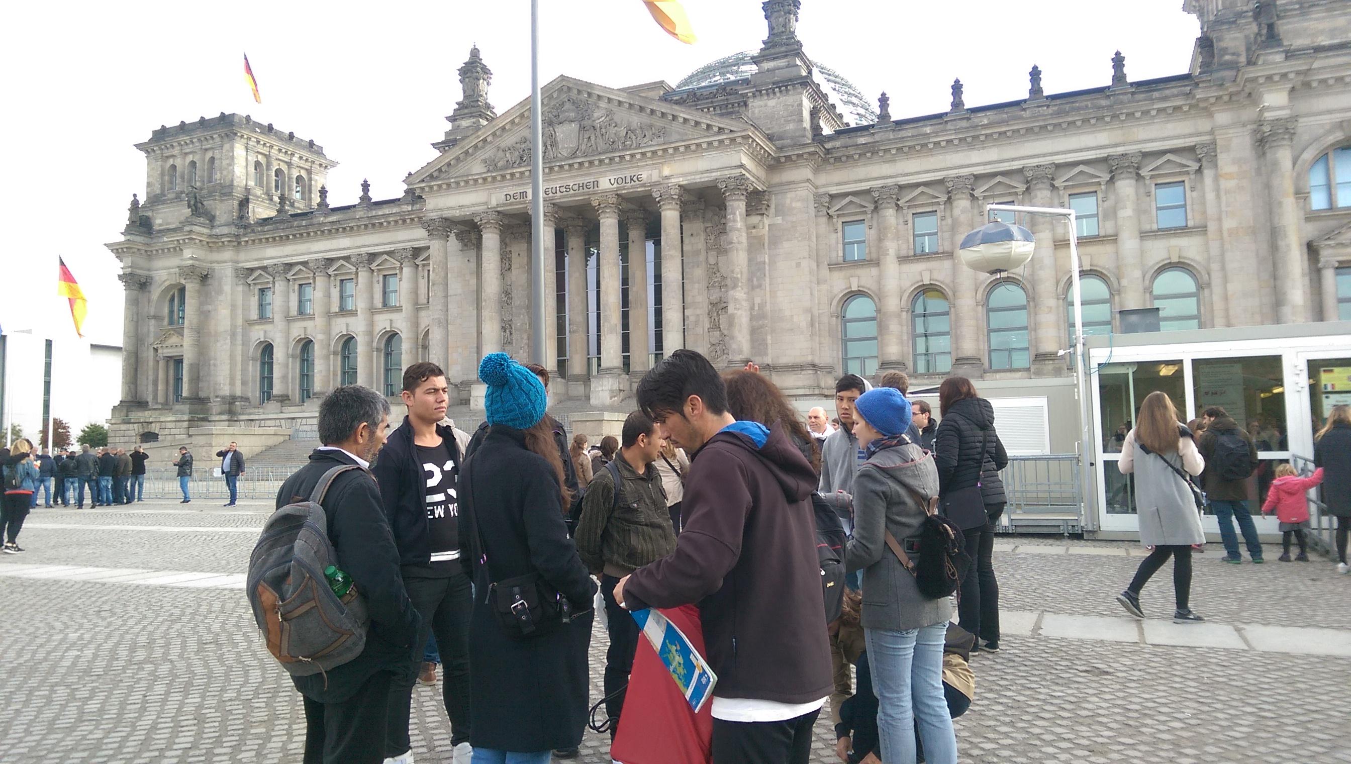 Teambildung Berlin