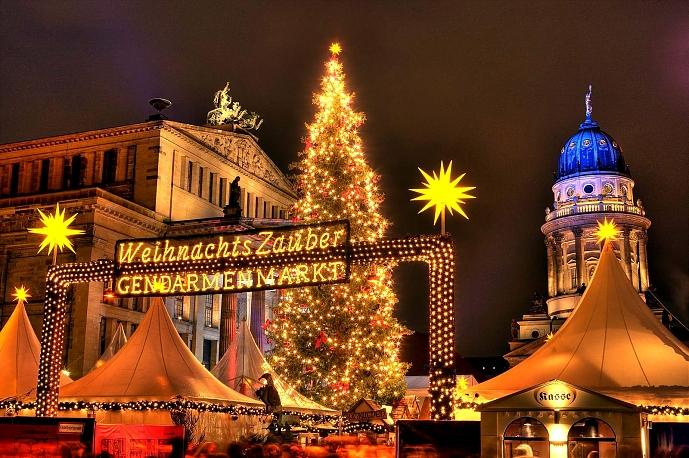 Рождественский тур в Берлин