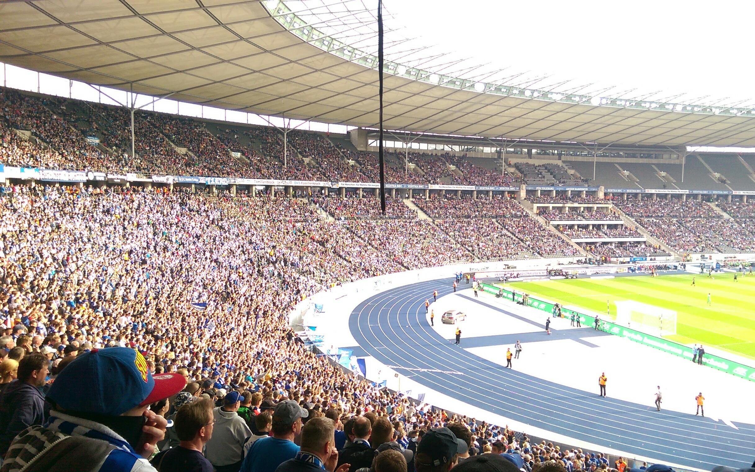 Футбольный тур Berlin