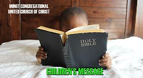 April 29, 2020 Children's Message.png