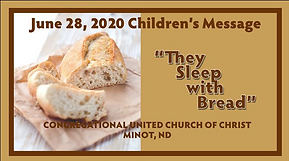 June, 28 2020 Children's Message.png