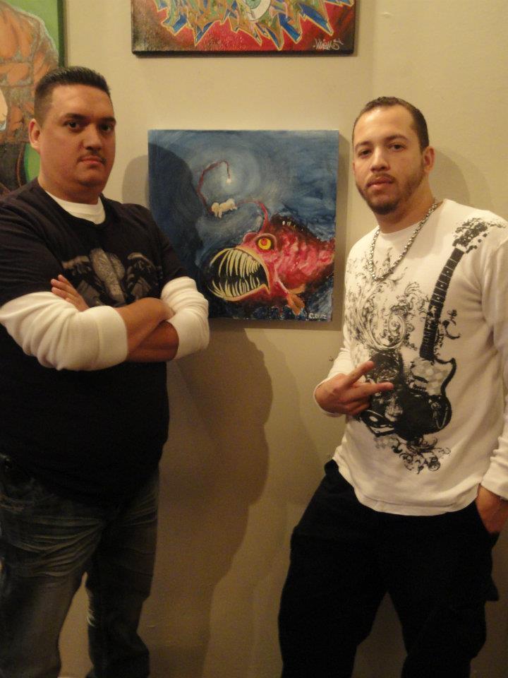 Chris Diaz & I