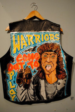 """The Warriors """"Come out to play"""""""