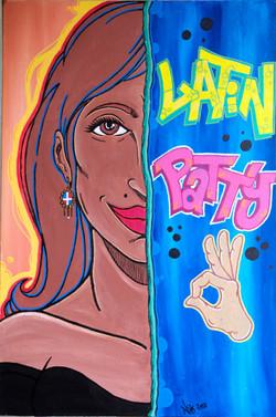 Latin Patty-O