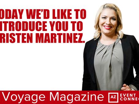 Meet Kristen Martinez of AZ Event Connect in Downtown Phoenix