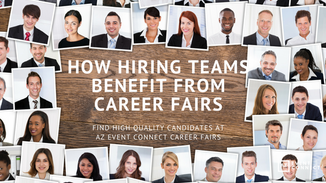 How Hiring Teams Benefit from Career Fairs