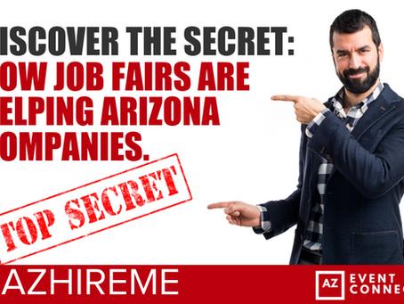 How Job Fairs Help Arizona Companies