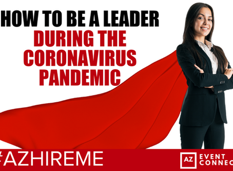 Tips on how to be a leader for your team during the coronavirus pandemic