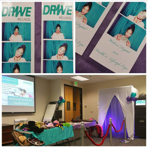 Western Digital 2015 health & lifestyle Expo Ready!!! @cortesspecialevents #drivewellness #corte