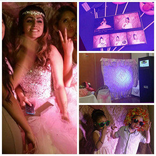 Giselle's Quinceanera.