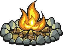 campfire clipart.jpg