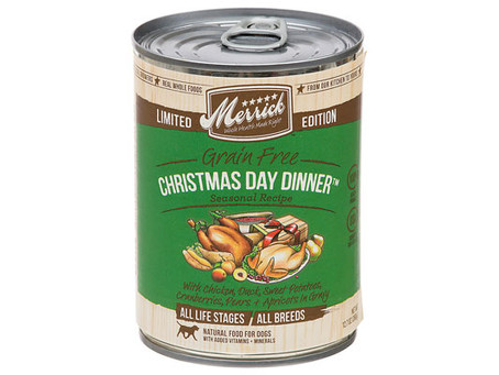 Christmas in a can