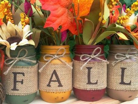 Harvesting Fall