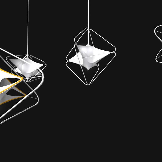 TEXTILE LAMPS