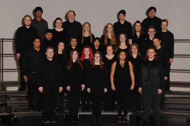 Concert Choir 2017-2018