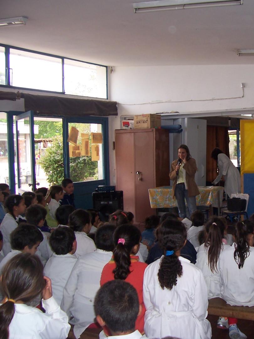 Escuela 123 de maroñas 2006